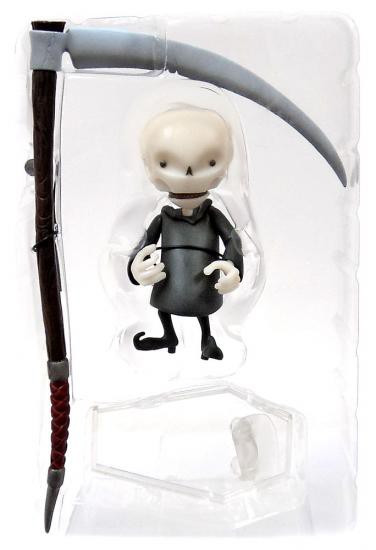 Death Jr. Exclusive Action Figure [Limited Edition Glow in the Dark]