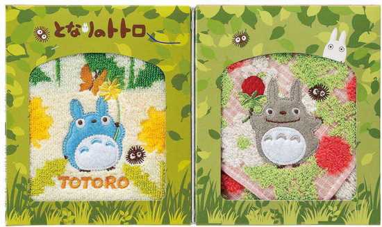 Studio Ghibli My Neighbor Totoro Mini Towel Gift Set