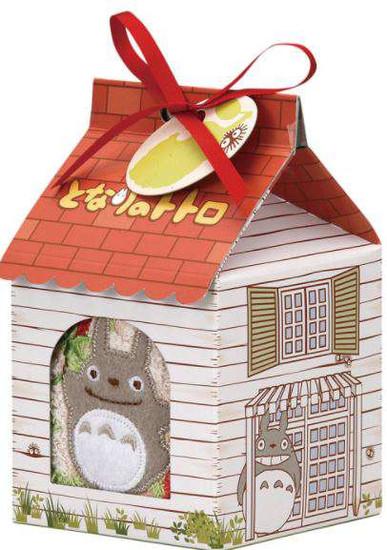 Studio Ghibli My Neighbor Totoro Mini Towel in House Gift Set