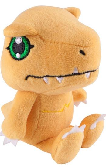 Digimon Agumon Mini Plush [Loose]
