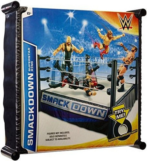 WWE Wrestling Smackdown Superstar Ring [Regular]