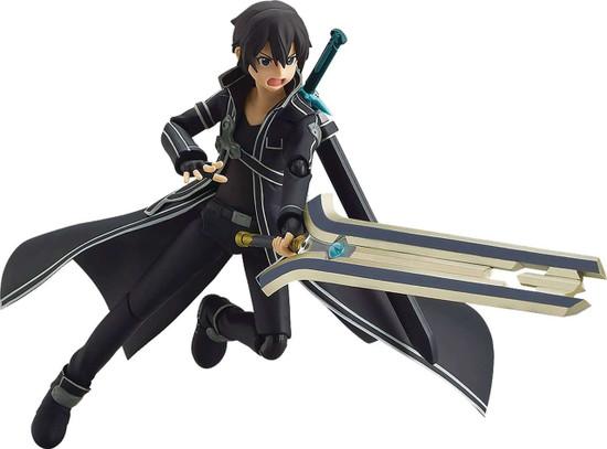 Sword Art Online: Ordinal Scale Figma Kirito Action Figure