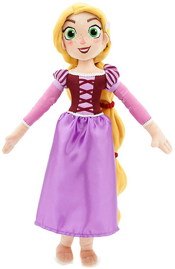 Disney Tangled The Series Rapunzel Exclusive 19-Inch Plush Doll
