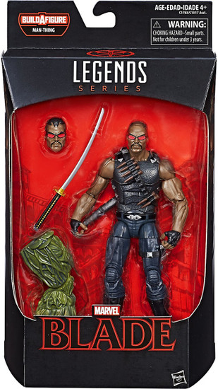 Marvel Knights Marvel Legends Man-Thing Series Blade Action Figure