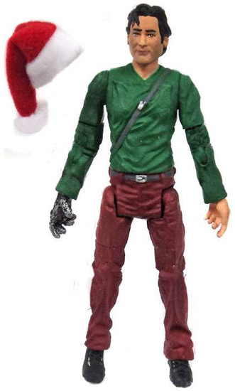 Army of Darkness Santa Ash Action Figure