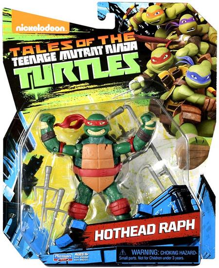 Teenage Mutant Ninja Turtles Tales of the TMNT Hot Head Raph Action Figure