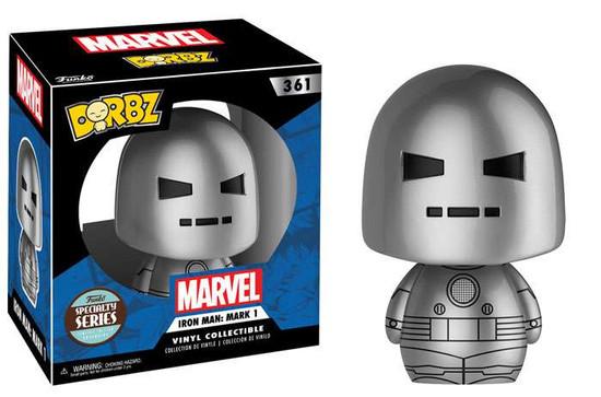 Funko Marvel Dorbz Iron Man: Mark 01 Exclusive Vinyl Figure #361 [Specialty Series]
