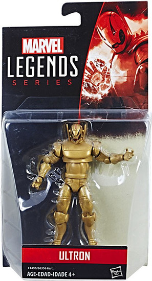 Marvel Legends 2017 Series 2 Ultron Action Figure [Gold]