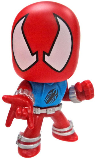 Funko Spider-Man Classic Series 1 Scarlet-Spider 1/12 Mystery Minifigure [Loose]