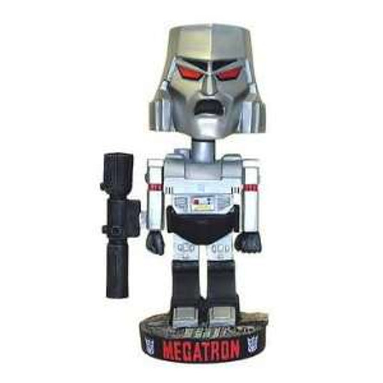 NECA Head Knockers Transformers Megatron Bobble Head [Damaged Package]