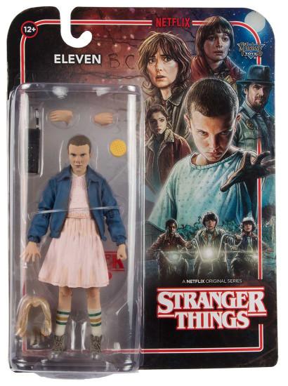 McFarlane Toys Stranger Things Series 1 Eleven Action Figure