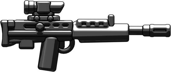 BrickArms L85A1 2.5-Inch [Black]