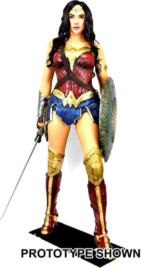NECA DC Life-Size Scale Wonder Woman Foam Figure [Gal Gadot]