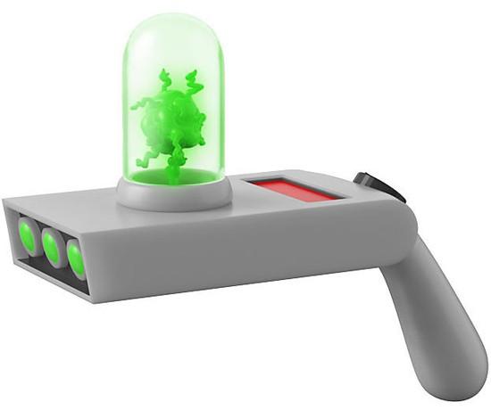 Funko Rick & Morty Portal Gun Roleplay Toy