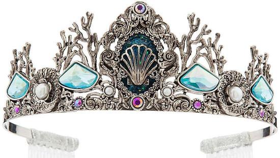 Disney The Little Mermaid Ariel Tiara Exclusive Costume Accessory