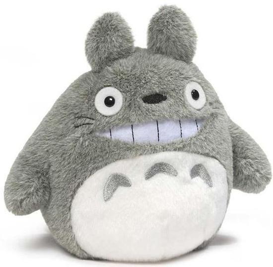 Studio Ghibli My Neighbor Totoro Totoro 5.5-Inch Plush [Smiling]