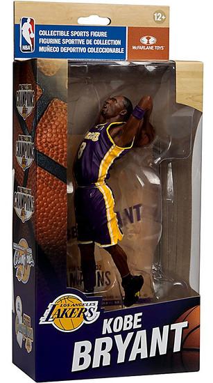 McFarlane Toys NBA Los Angeles Lakers Championship Series Kobe Bryant Action Figure [NBA Finals 2002]