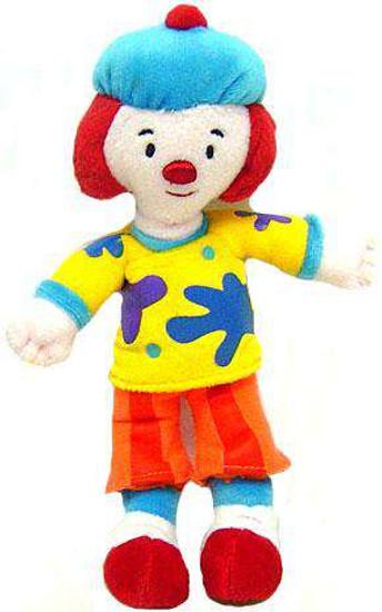 Disney Jo Jo's Circus Big Top Friends JoJo 5-Inch Plush Figure