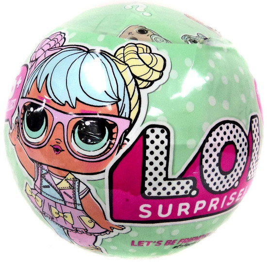"LOL Surprise Series 2 Let's Be Friends Big Sister Mystery Pack [Wave 1 ""Bon Bon"", 1st Edition]"
