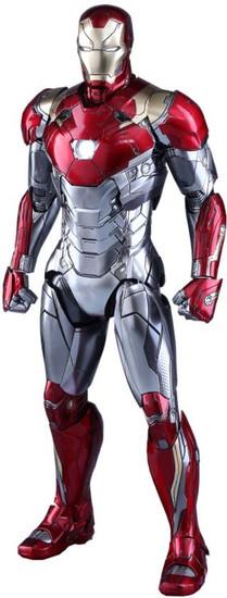 Marvel Spider-Man Homecoming Movie Masterpiece Diecast Iron Man Mark XLVII Collectible Figure [RE-ISSUE]