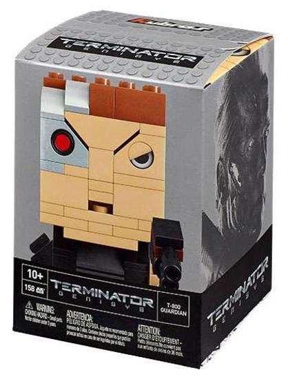Mega Bloks Kubros Terminator Genysis T-800 Guardian Set [Damaged Package]