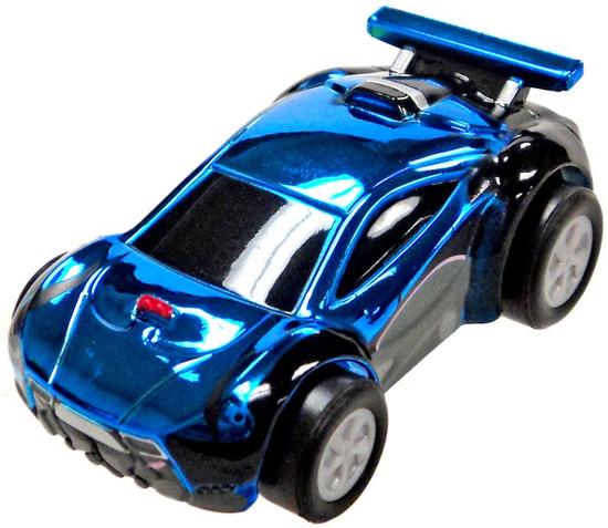 Rocket League Pullback Racer Masamune Mini Car [Metallic Blue With Code]