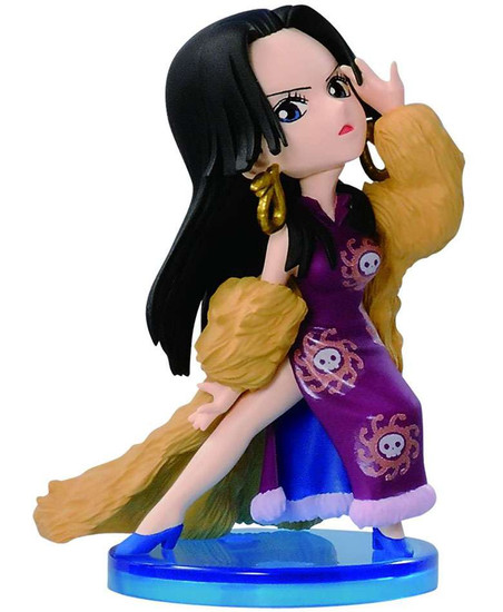 One Piece WCF Fight Boa Hancock 2.5-Inch Collectible Figure