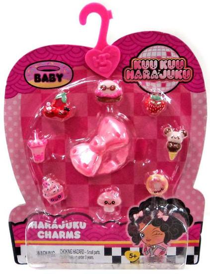 Kuu Kuu Harajuku Donut Baby Charms