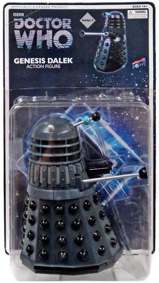 Doctor Who Genesis Dalek Action Figure