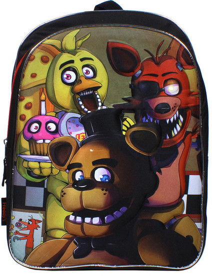 Five Nights at Freddy's Backpack