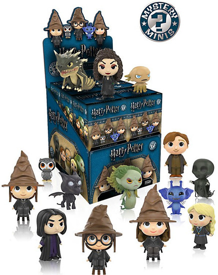 Funko Mystery Minis Harry Potter Series 2 Mystery Box [12 Packs]