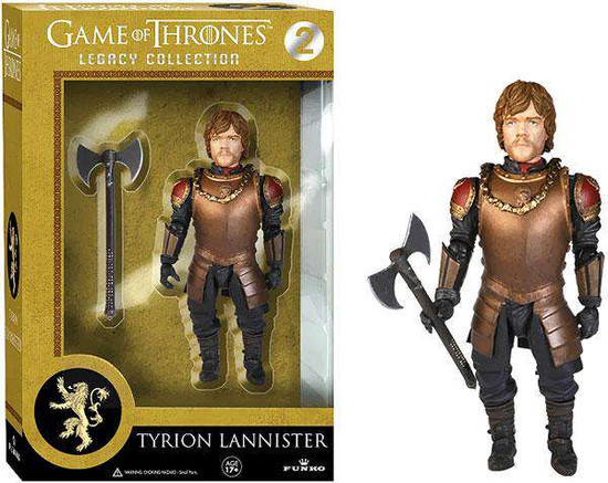 Funko Game of Thrones Legacy Collection Series 1 Tyrion Lannister Action Figure [Damaged Package]