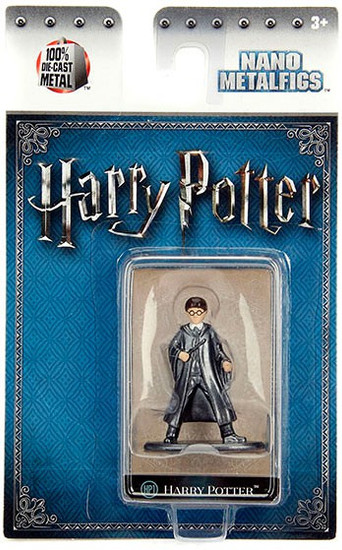 Nano Metalfigs Harry Potter 1.5-Inch Diecast Figure HP1 [Year 1]
