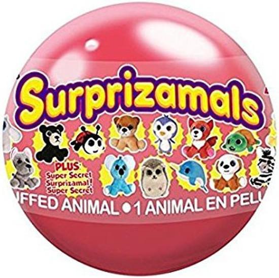 Surprizamals Series 4 Mystery Pack [1 RANDOM Mini Plush]