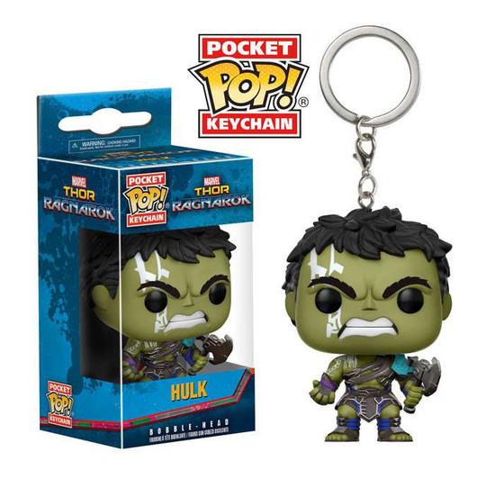 Funko Thor: Ragnarok POP! Marvel Hulk Keychain [Gladiator]