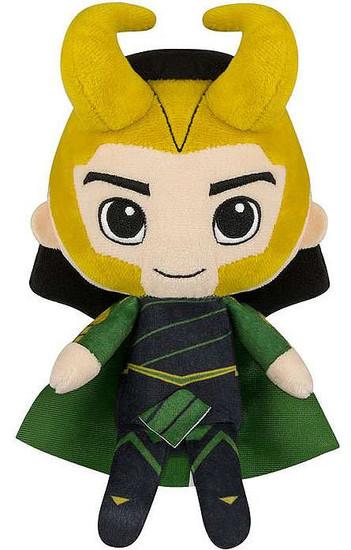 Funko Marvel Thor: Ragnarok Hero Plushies Loki Plush