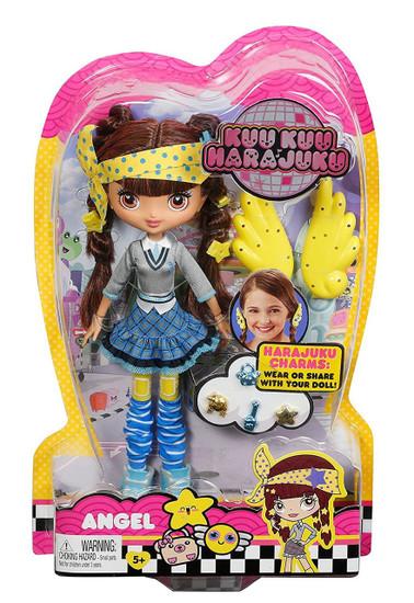 Kuu Kuu Harajuku Fashion Angel Doll