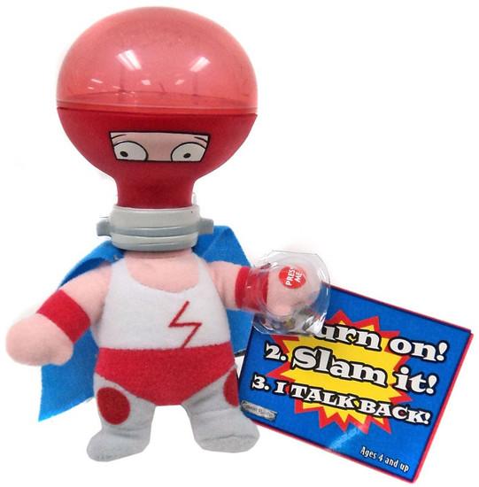Mucha Lucha Talkin' Slammers Megawatt Plush with Sound