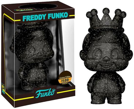 Hikari Japanese Vinyl Freddy Funko 5-Inch Vinyl Figure [Black Glitter]