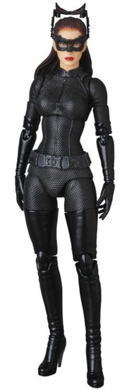 DC The Dark Knight Rises MAFEX Selina Kyle Catwoman Action Figure [2.0 Version]