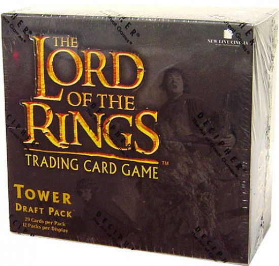 Lord of the Rings Two Towers Tower Draft Pack
