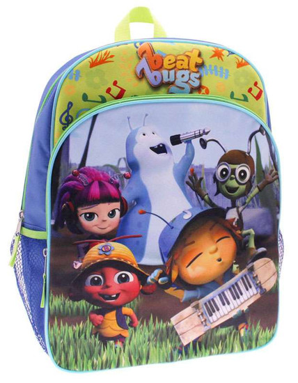 Beat Bugs Backpack [With Music]