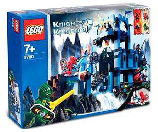 LEGO Knights Kingdom Citadel of Orlan Set #8780 [Damaged Package]