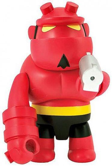 Qee Collection Mike Mignola's Hellboy Figure