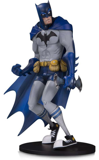 DC Artist Alley Batman PVC Collector Statue [Hainanu Nooligan Saulique]