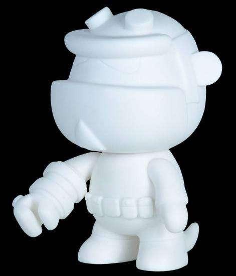 Qee Hellboy DIY 5-Inch Deluxe Mini Figure