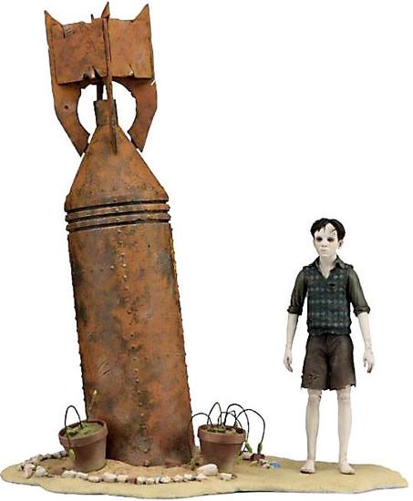 NECA The Devil's Backbone Guillermo del Toro Signature Collection Santi Action Figure [Guillermo del Toro Signature Collection]