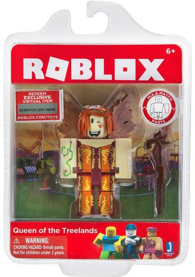 Roblox Queen of the Treelands Action Figure