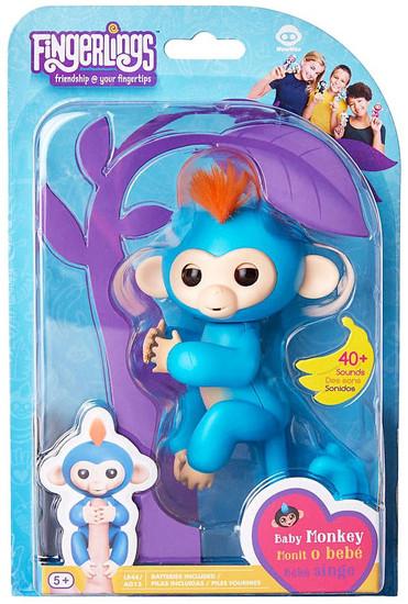 Fingerlings Baby Monkey Boris Figure