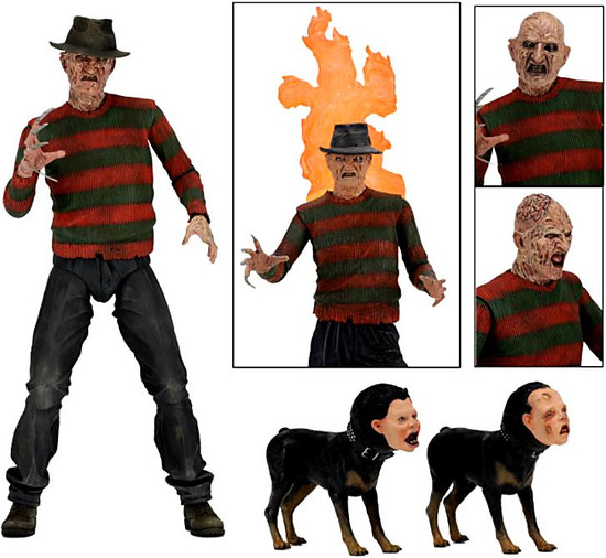 NECA Nightmare on Elm Street Part 2 Freddy's Revenge Freddy Krueger Action Figure [Ultimate Version]
